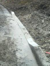 Recent Project - Curb Cutters, Inc.